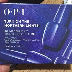 OPI Infinite Shine Kit